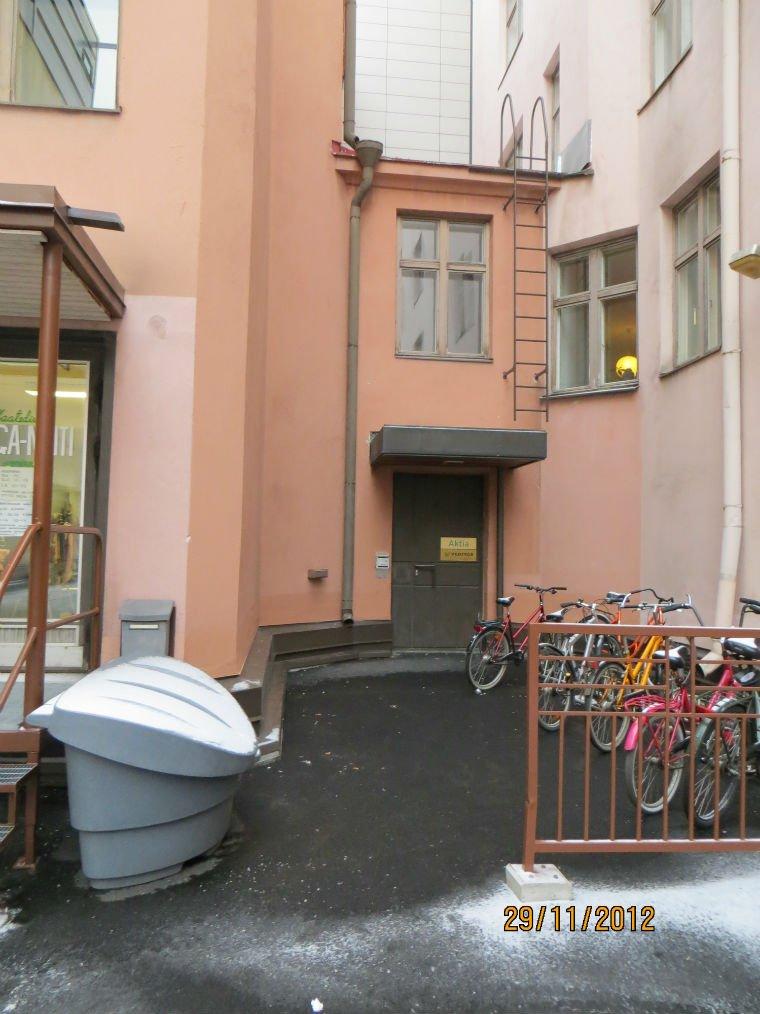 Toimitilat Turku  Avotoimistoa Edustustila, 289 m²  Tuloskiinteistöt Oy