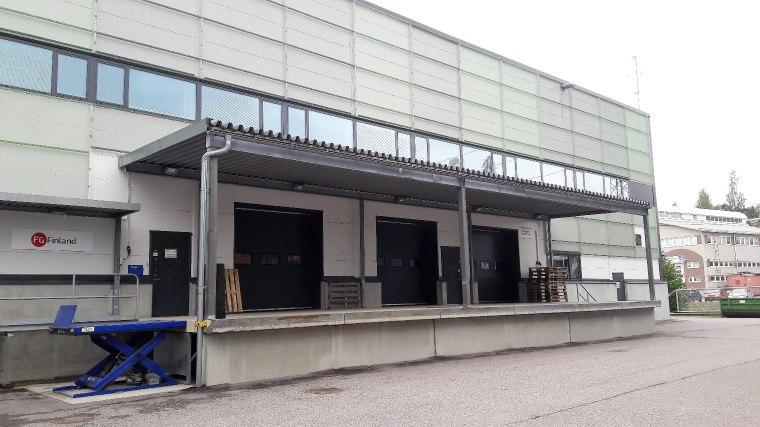 Varastotilaa Vantaa