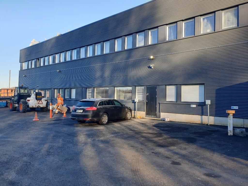 Varastotilaa Turku