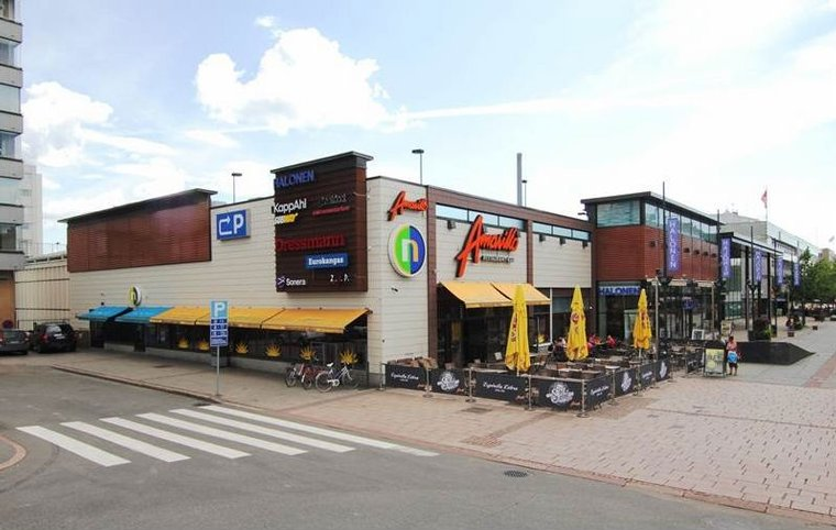 Subway Oulu Keskusta